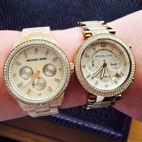 Ellen Tailor Michael Kors Watches