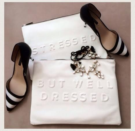 Stressed But Well Dressed Zara White Clutch Crop Top Poshmark