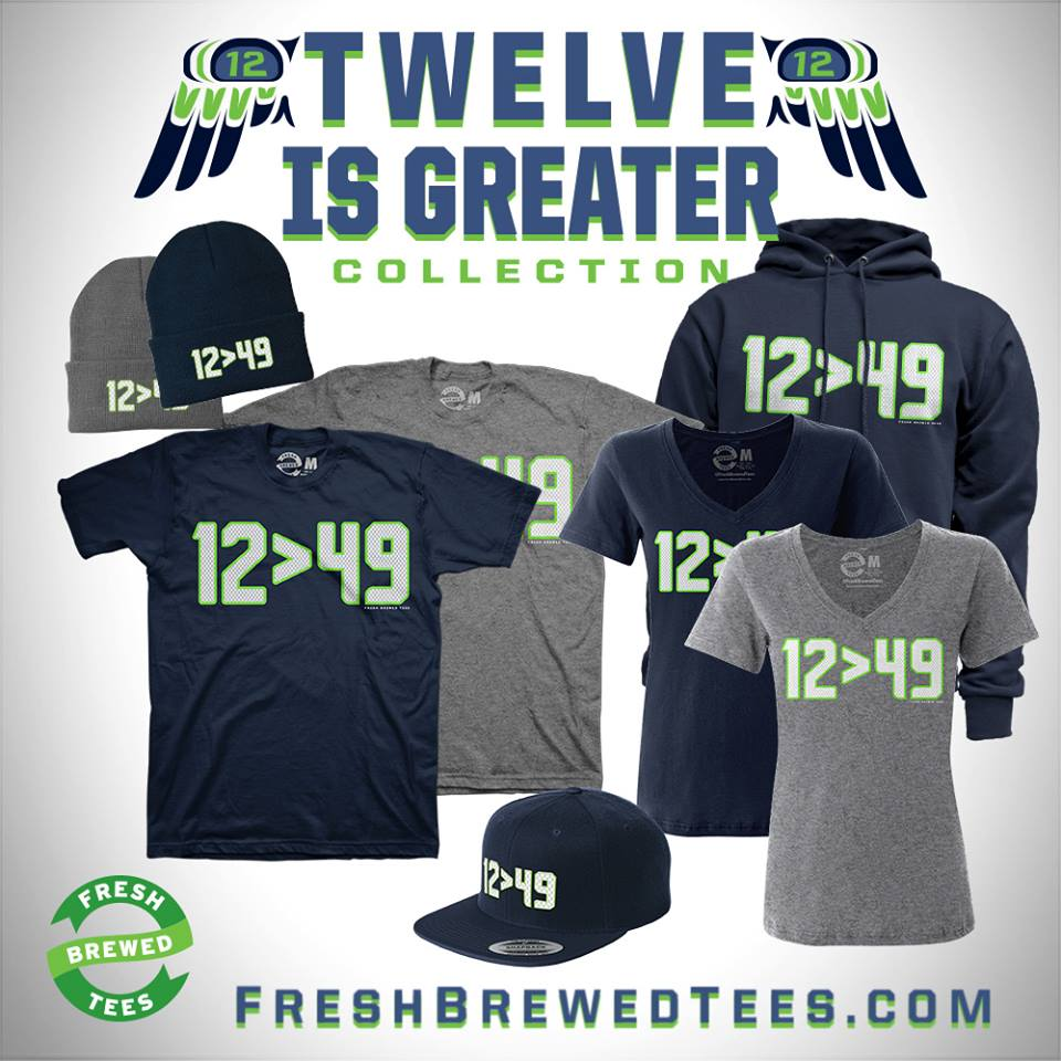 Ellen Tailor Fresh Brewed Tees 12 Is Greater Party
