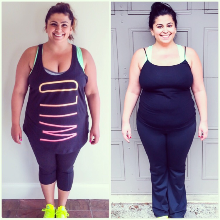 Ellen Tailor Weight Loss Wednesday - Front