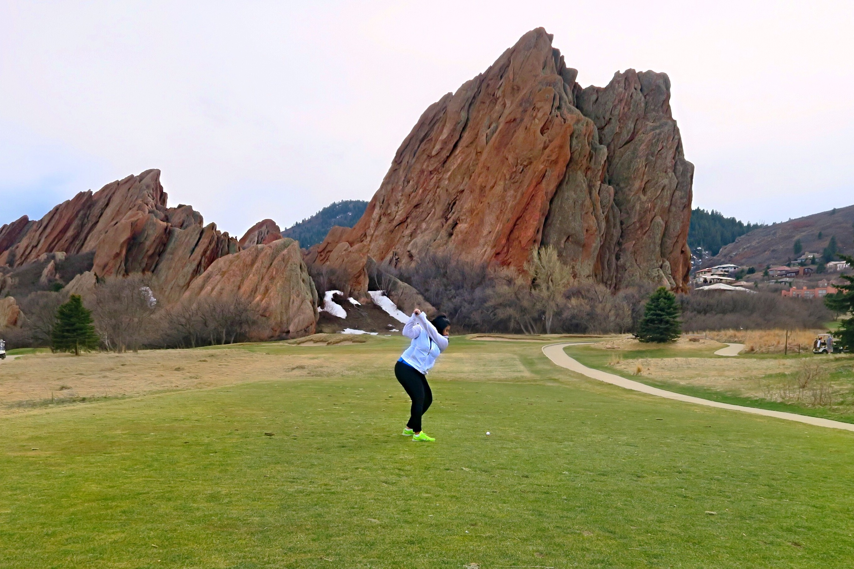 Ellen Tailor Golf Red Rocks Denver Colorado Arrowhead 3
